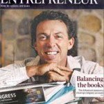 Peter Switzer wrote an article for the cover of the Entrepreneur Magazine liftout in The Australian